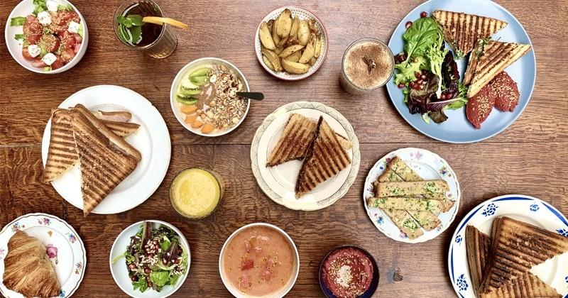 À table avec Bleu Matin, au programme croque-monsieur et street food à la Française