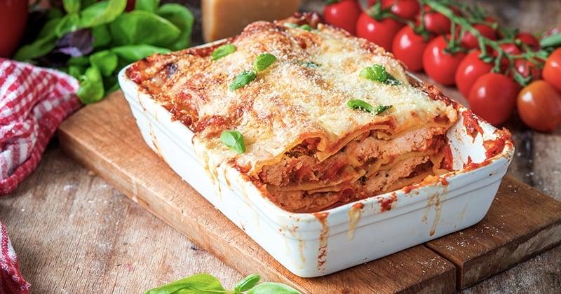 Craquez pour nos 15 idées faciles et rapides de lasagnes : pour tous les goûts et de toutes les couleurs !