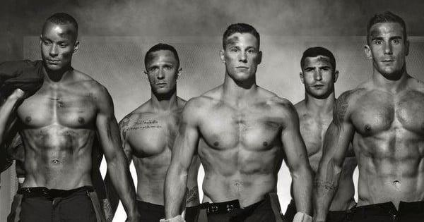 En Australie, les pompiers ressemblent à ça - Breakforbuzz