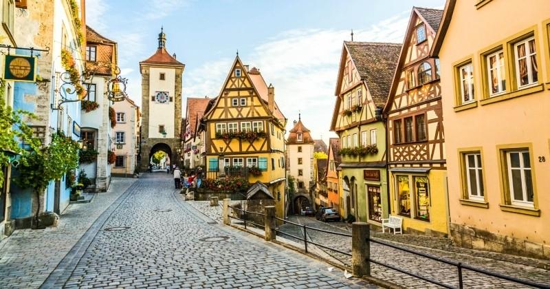 14 sites qui prouvent que l'Allemagne est un pays magnifique