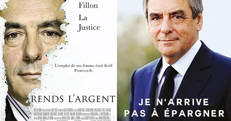 François Fillon confesse « ne pas pouvoir mettre de l'argent de côté » : Twitter répond, et c'est plutôt drôle !