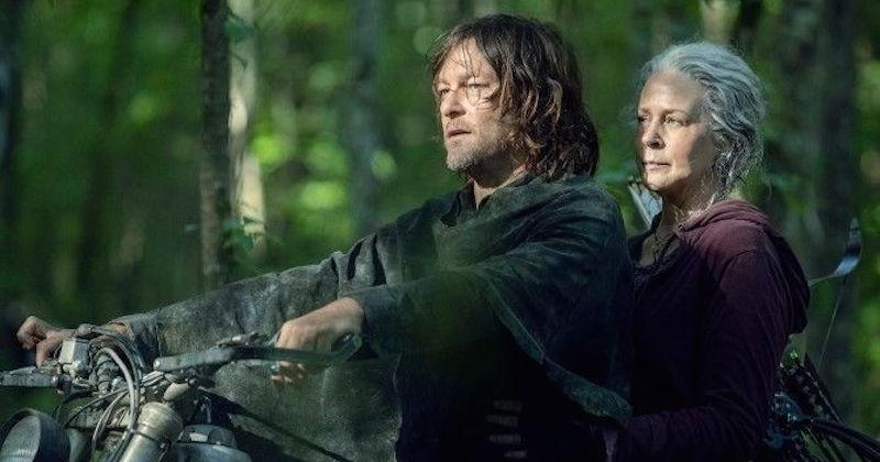 The Walking Dead : fin de la série programmée pour 2022