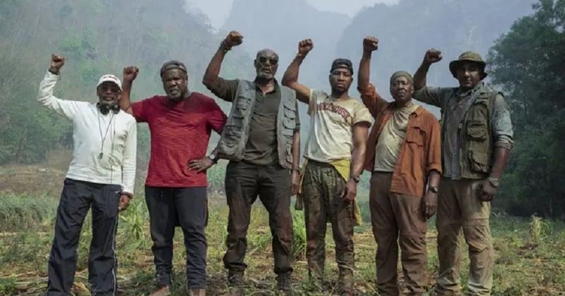«Da 5 Bloods»: le nouveau long-métrage de Spike Lee est sur Netflix