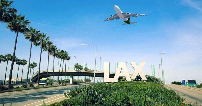 Désormais, on peut embarquer avec de la weed à l'aéroport de Los Angeles !