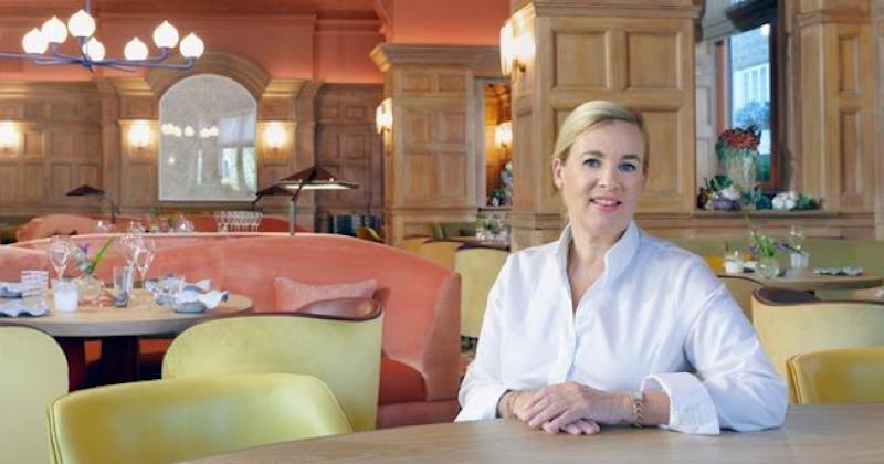 La cheffe Hélène Darroze décroche sa 3ème étoile au Guide Michelin britannique