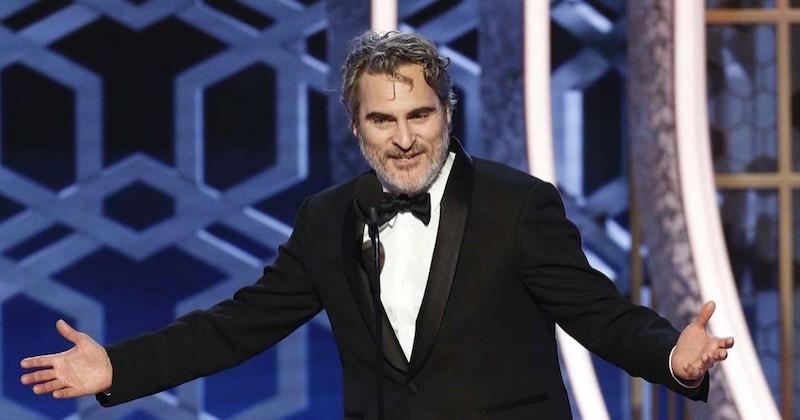 Joaquin Phoenix sacré meilleur acteur aux Golden Globes
