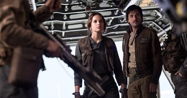 La nouvelle bande-annonce de « Rogue One : A Star Wars story » est tombée ! Et c'est ÉNORME !!
