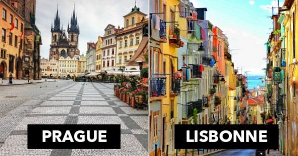 TEST : Dans quelle grande ville européenne devrais-tu vivre ?