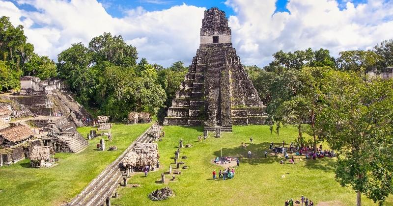 Un système de filtration de l'eau révolutionnaire découvert sous une ancienne cité maya