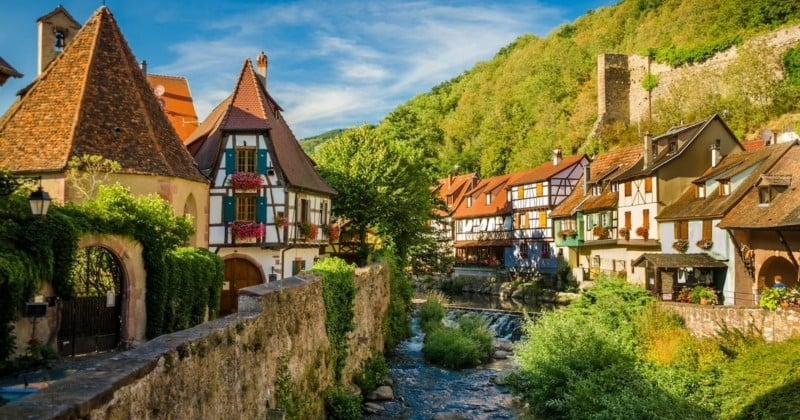 Les 5 plus beaux villages de la route des vins d'Alsace