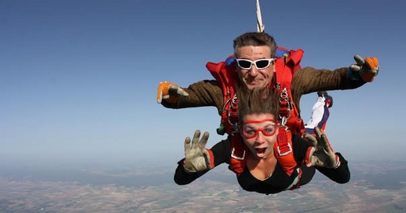 Avec Sport Découverte, faites le grand saut !