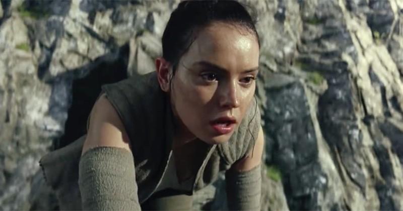 Alléluia ! Une première bande-annonce explosive pour «Star Wars épisode VIII:Les Derniers Jedi» est tombée ! On en a des frissons !