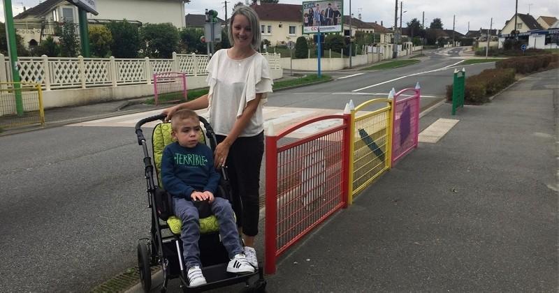 Florian Thauvin a offert le fauteuil adapté qu'il avait promis au petit Enzo