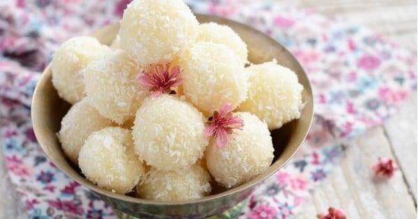 Vous raffolez des boules de coco? Réalisez la recette en quelques minutes avec deux ingrédients seulement!