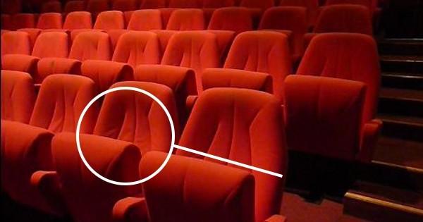 Célèbre Quand vous saurez pourquoi les fauteuils de cinéma sont de couleur  TV57