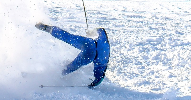 Les 10 plus gros fails du ski