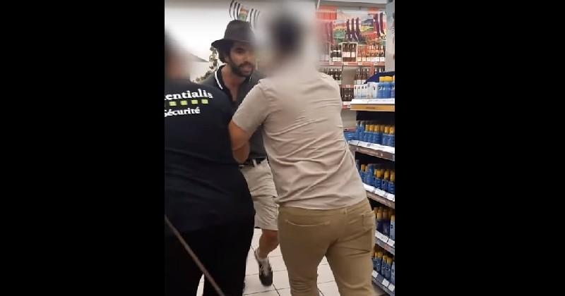 Un malvoyant expulsé avec son chien d'un supermarché, l'enseigne s'excuse
