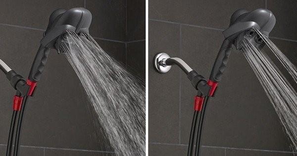 Dark Vador qui vous lave ? C'est maintenant possible avec ce pommeau de douche Star Wars très original !