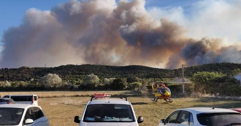 Incendies à Martigues : 1025 hectares ont brûlé et 2700 personnes ont été évacuées, le point sur la situation