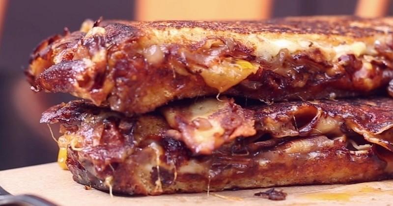 À table avec Grilled Cheese Factory, l'adresse du croque-Monsieur à l'américaine à Paris!