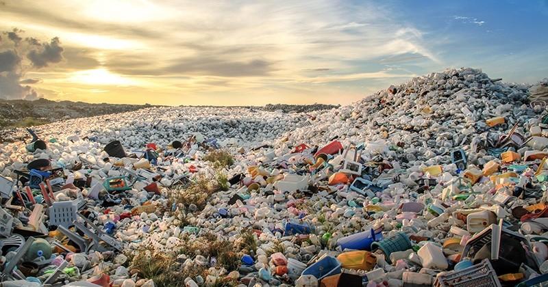 Depuis 1950, près de 8,3 milliards de tonnes de plastique ont été fabriquées par l'homme