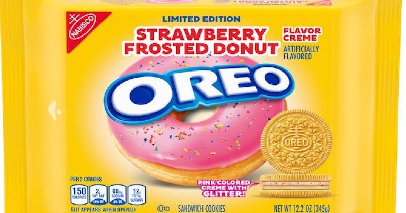 Oreo propose des biscuits façon donut des Simpson