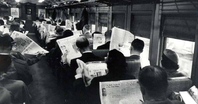 5 choses que l'on faisait différemment avant l'arrivée d'internet et des téléphones portables