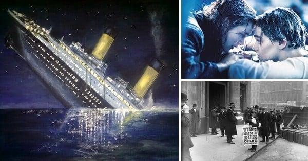 21 faits et l gendes sur le titanic le 21 je n 39 en for Titanic epave interieur