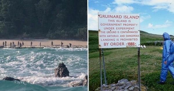 Ces endroits sont réputés comme les plus dangereux du monde, au point qu'aucun être humain ne peut y poser le pied