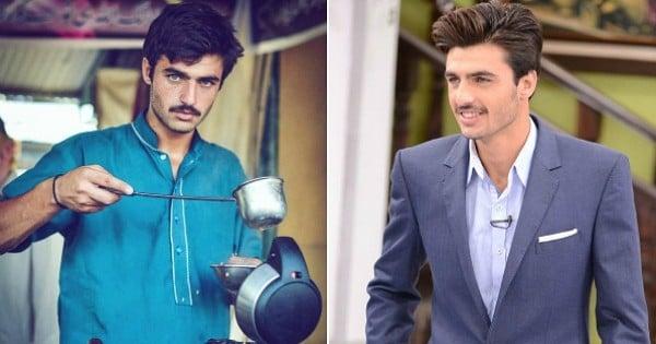 Regardez ce qu'est devenu Arshad Khan, le vendeur de thé pakistanais qui a créé le buzz grâce à sa beauté : son incroyable transformation