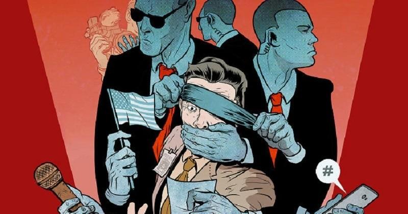 14 illustrations satiriques qui nous font réfléchir sur notre société