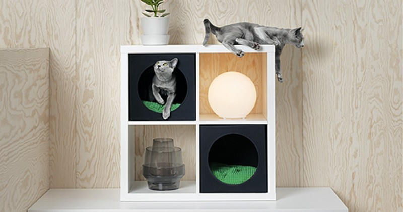 Ikea lance une collection spécialement dédiée à votre animal de compagnie