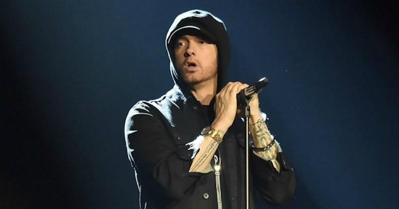 Eminem : « Kamikaze », son nouvel album sort à la surprise générale