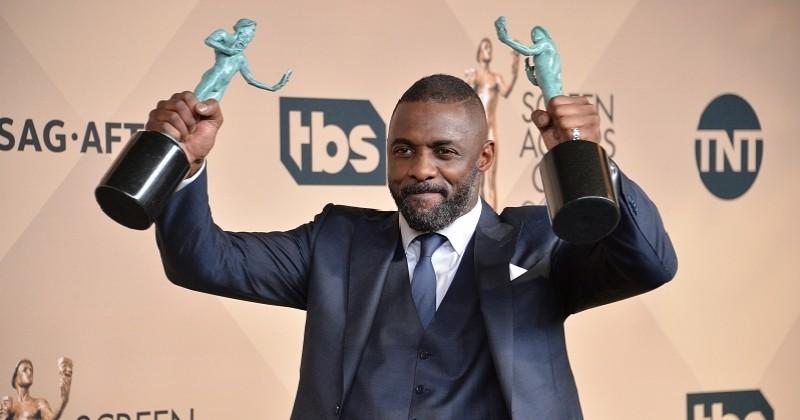 Elba... Idris Elba, futur James Bond? L'acteur pressenti pour interpréter le célèbre agent 007