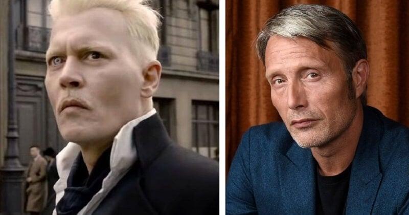 «Les Animaux Fantastiques 3»: Mads Mikkelsen pourrait incarner Grindelwald à la place de Johnny Depp
