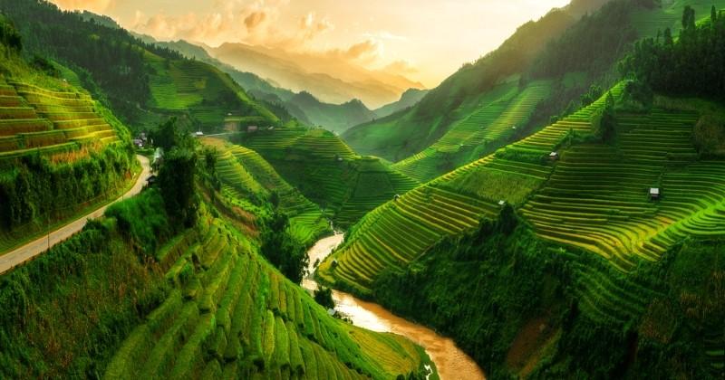 20 lieux extraordinaires qui vont vous donner envie de découvrir l'Asie, un continent sublime !