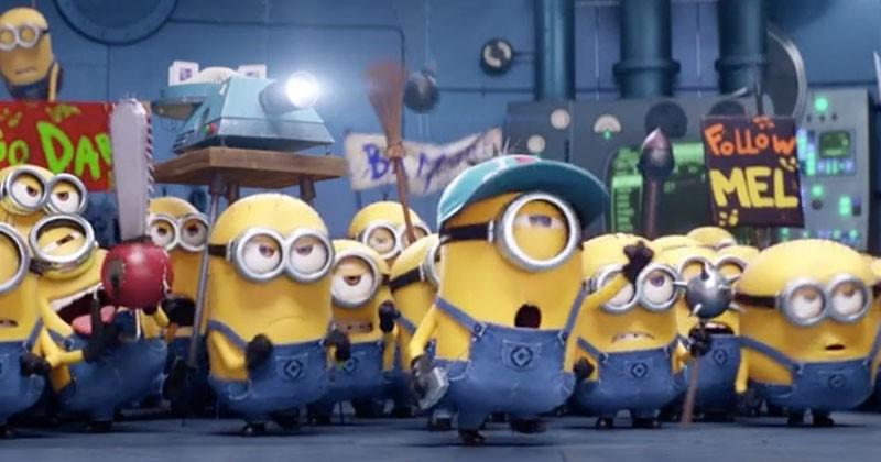 « Moi, moche et méchant 3 » : Faites la connaissance d'un nouveau Minion bien flippant dans un nouveau teaser toujours aussi hilarant !