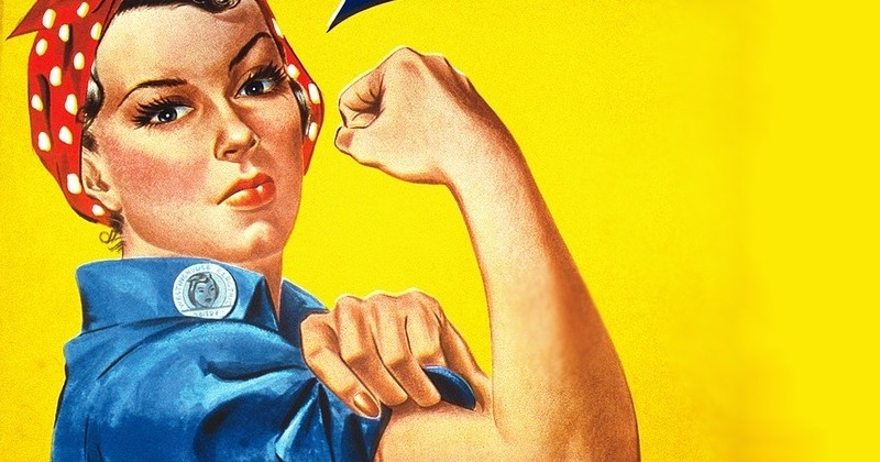 L'ouvrière états-unienne qui inspira la célèbre affiche « We can do it ! » est décédée... Mais saviez-vous qu'avant de devenir une icône féministe, ce dessin signifiait tout autre chose ?