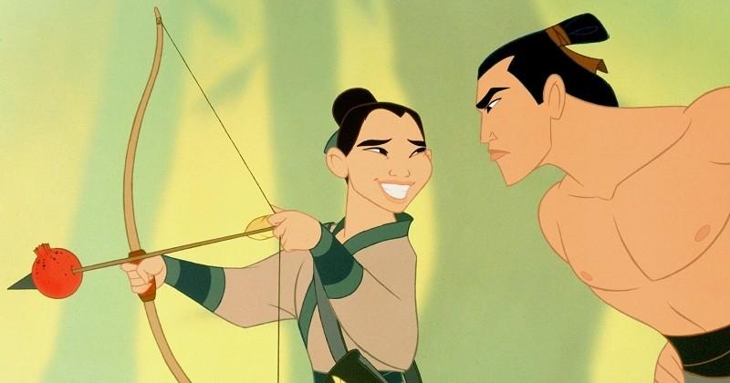 «Mulan» : le tournage du film a commencé ! Découvrez la première photo de l'héroïne en costume
