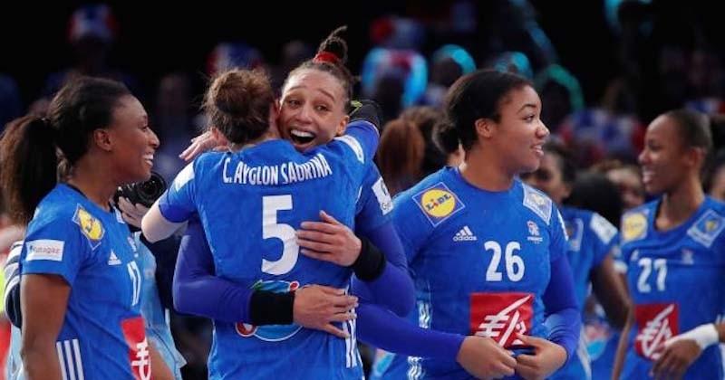 Handball : Les Bleues sacrées championnes d'Europe pour la première fois de leur histoire
