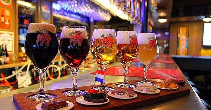 Le Delirium café, avec 600 variétés de bières, arrive bientôt à Lille