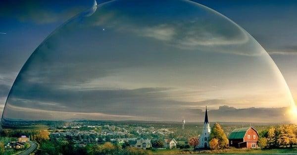 Un énorme champ de force permettant de protéger une maison... C'est possible, et en fait, cela existe même déjà ! Quand la réalité rattrape la science-fiction...