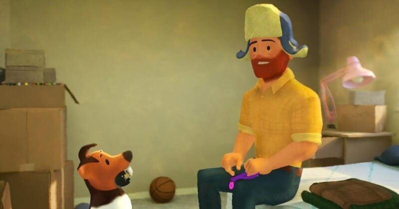 Avec le court métrage d'animation «Out», Pixar met en scène un personnage principal gay pour la première fois