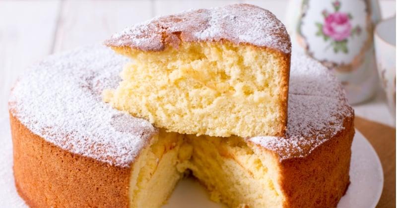 Alerte dessert à découvrir: le gâteau au fromage blanc