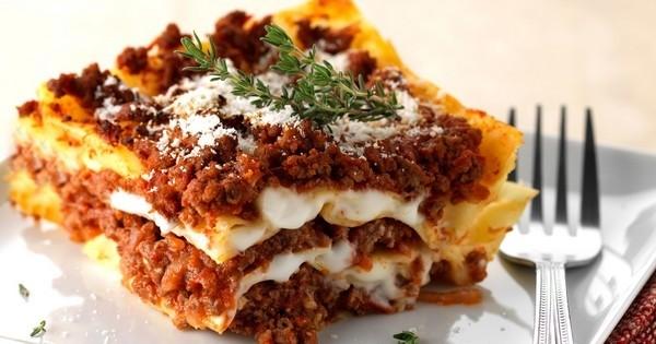 Des lasagnes prêtes en 15 minutes seulement, c'est possible avec cette super astuce !