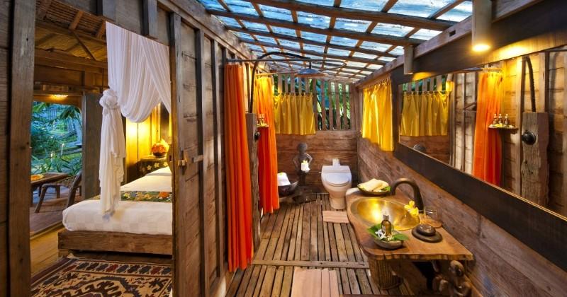 Découvrez le sublime «Bambu Indah», l'hôtel le plus écolo de Bali