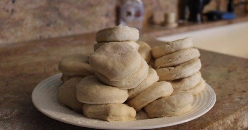Faites votre propre pain pita pour accompagner vos repas !