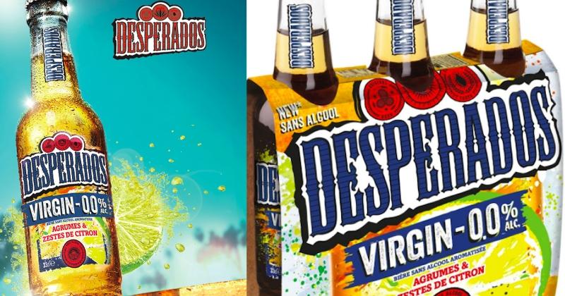 Desperados lance sa première bière sans alcool