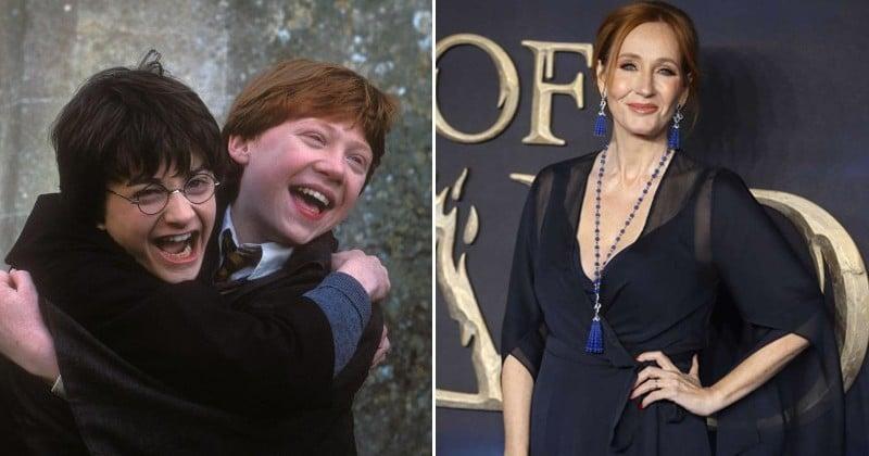 J.K. Rowling annonce la sortie de quatre nouveaux livres Harry Potter