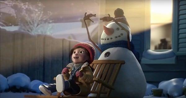 Ce film d'animation de Noël a ému des millions de personnes et vous touchera aussi